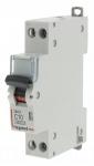 Disjoncteur 10A 4.5kA courbe C phase neutre Legrand DNX3 à vis