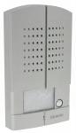 Bticino ligne 2000 - Façade métal Zamac 1 BP