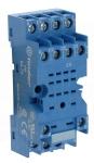 Support finder série 9474 pour relais miniatures 55.32 et 55.34