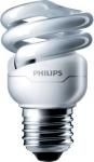 Ampoule Fluocompacte Philips Tornado - E27 - 8W - 2700K - 230V - T2 - Spirale