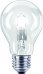 Ampoule halogène Osram Halogen Classic A - E27 - 77W - 2800K - 230V - A55