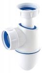 Siphon d'évier - Nicoll Easyphon - Avec joint intégrés - Nicoll 0224286