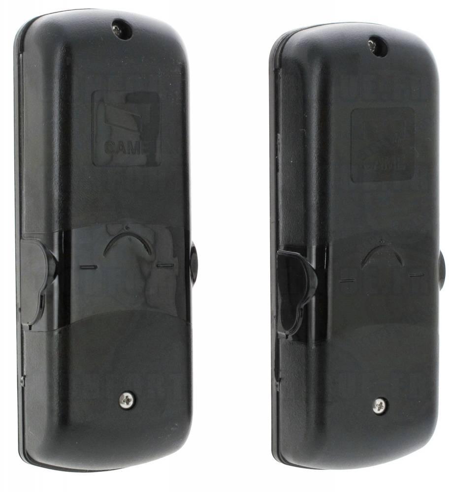 cellules infrarouges poser en saillie came dbc01 sans fil. Black Bedroom Furniture Sets. Home Design Ideas
