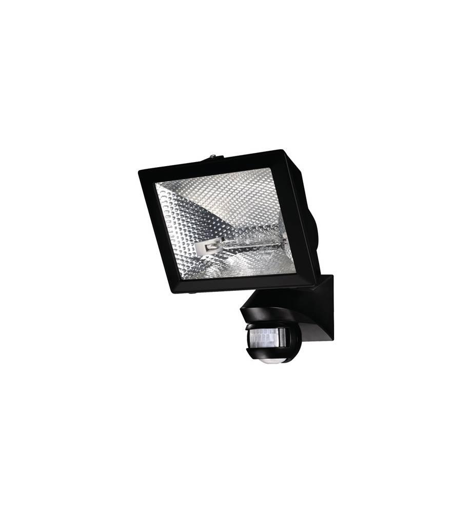 projecteur halog 232 ne 500 watts noir avec d 233 tecteur de mouveme