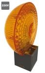 Clignotant NICE ML 230 volts orange