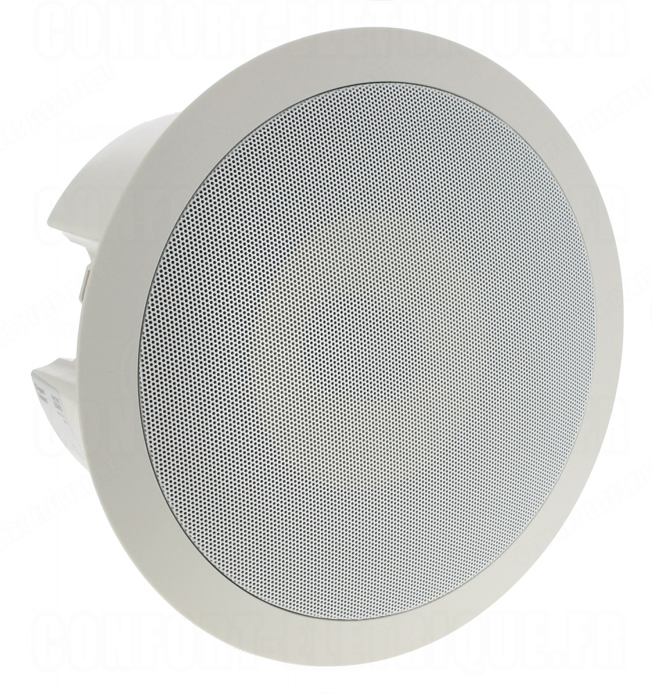 Haut parleur encastr pour faux plafonds 100w bticino myhome - Haut parleur encastrable faux plafond ...