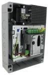 Armoire de commande - NICE MC424L - Pour 1 ou 2 moteurs  24 Vcc
