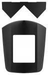 Fixation d'angle pour détecteur de mouvement Theben Theluxa - Noir