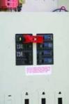 Bloque disjoncteurs de puissance - Longueur 56 mm
